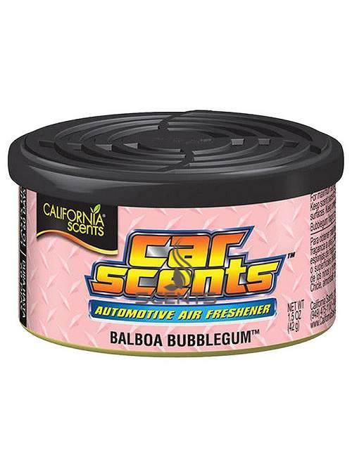 Ароматизатор для авто California Scents Balboa Bubblegum